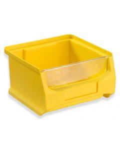 Frontblende für Sichtlagerbox 1 (Pack. = 10 Stück)