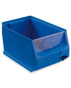 Frontblende für Sichtlagerbox 3 (Pack. = 10 Stück)