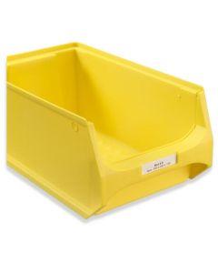 Etikett für Sichtlagerbox 4 / 4.1 (Pack. = 200 Stück)