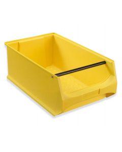 Box 5.1 - T500 x B300 x H200 mm - gelb mit Griffstange