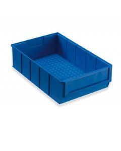 Industriebox 300 B - T300 x B183 x H81 mm - blau