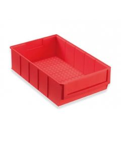 Industriebox 300 B - T300 x B183 x H81 mm - rot
