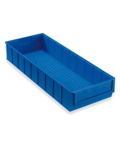 Industriebox 500 B - T500 x B183 x H81 mm - blau