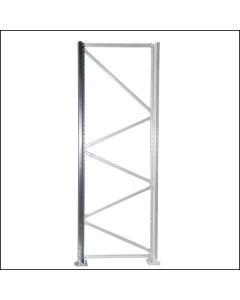Palettenregal Rahmen SB 75 H5000 x T800 mm (Feldlast 6300 kg)