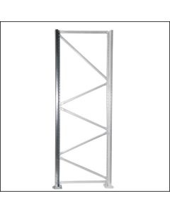 Palettenregal Rahmen SB 75 H6000 x T800 mm (Feldlast 6300 kg)