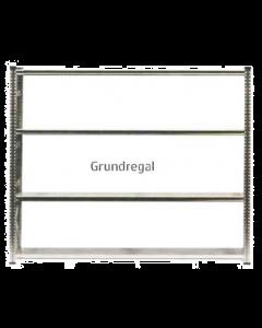 Grundregal WS H2000 x B3000 x T1200 mm (4 Fachböden)